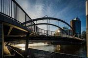 Brücke am Baumwall