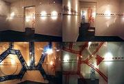 "Blicke in die Ausstellung ""Telefon"", 2002, Krokin Galerie Moskau"