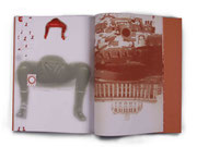 """MOCKBA"", 2000, Künstlerbuch"