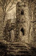 """Gottfried Hohlfeld - """"Ruine Schomberg"""""""