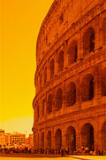 Rotes Rom