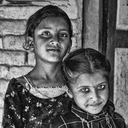 """Steffen Dörfel - """"Mädchen in Nepal"""""""