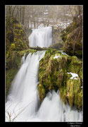 © Objectif Loutre - Stéphane Raimond - cascade haut doubs