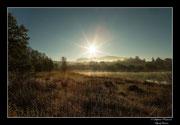 © Objectif Loutre - Stéphane Raimond - levé du jour lac de servière