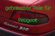 Peugeot 306 Cabrio Fensterheber