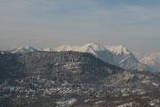 La prima nevicata fotografata con la reflex (Dicembre 2007)