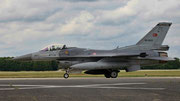 89-0022 General Dynamics F-16C Fighting Falcon - Turkish Air Force