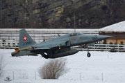 Swiss Air Force Northrop F-5E Tiger II J-3065