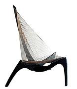 HARP CHAIR designed by JORGEN HOVELSKOV 1968