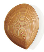 Tapio Wirkkala Plywood Fruit bowl for Soinne Finland 1957