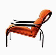 Marco Zanuso, Woodline Armchair for Arflex 1964