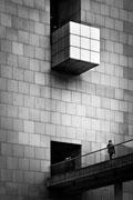 Néo cubisme  Photo: B Raballand