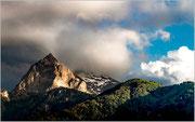 pic dans les Alpes