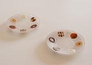 """プレート""""ロンド""""small plate    -Ronde- (small)       H150×W130×D130"""