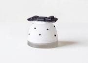 """""""黒いリボンのコフレ""""  -coffret rubon noir-     H65×W70×D70"""