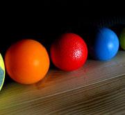 accessoires simples pour gymnastique holistique : balles