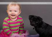 Kindershooting Kinderfotos Tierfotos Franzis Fotostudio Walle