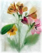 Bouquet givré  ♥