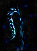 Crosse bleue