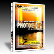 DVD Scoprire e utilizzare photoshop - vol 6