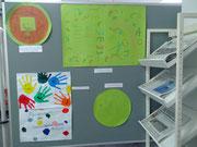 Ausstellung der eingesandten Logoentwürfe