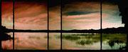 Fragmentiertes Panorama