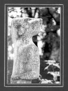 Friedhofsskulptur 1