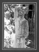 Friedhofsskulptur 2