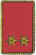 Rangabzeichen Oberbrandinspektor