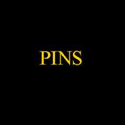 Pins.