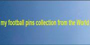 Página web de la colección de pins de fútbol de Pavel Enchev.