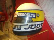 Helmet Jody Scheckter