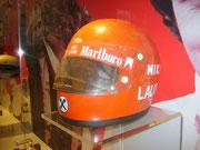 Helmet Niki Lauda
