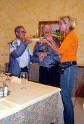 "malreise 2009 - toskana - chianciano terme - montepulciano italien (70. Geburtstag - ""Stritzl"")"