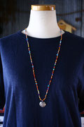 venetian vintage bead long necklace ベネチアンビンテージロングネックレス