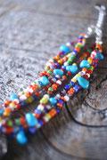 venetian vintage bead bracelet ベネチアンビンテージビーズブレスレット