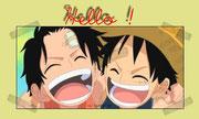 Hello ! [Manga].