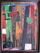 1916, 2009, 30x40cm