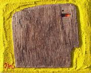 Rosko, 2010, 11x14cm, unverkäuflich Privatbesitz