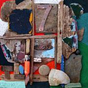 Meneham 7, 2010, 60x60cm