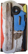 Enjoy the silence, 2011, 32x67cm
