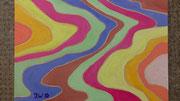 Farben der Bretagne 2, 20x30cm