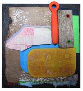 Yport 1, 2011, 30x32cm, Privatbesitz Ruppichteroth