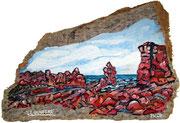 Le Gouffre, 2008, 35x50cm