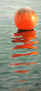 Buoy in the Sun, Pastel on Pastelcard, 65x30cm, 2012