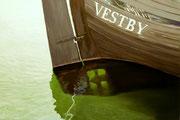 Vestby, Pastell on Pastelmat, 40x60cm, 2012
