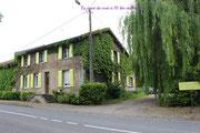Le jouet du vent est à environ 15 km de Verdun et 12 km des sites de mémoire