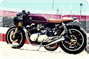 Honda Cb 900 Bol d'or by Cafe Racer Madrid.