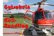 Heli-Rundflug | Art.-Nr. 90006