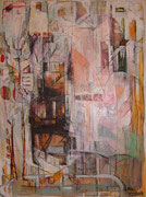 urban jungle  -  oil on canvas  -   100x130 cm  -  2006